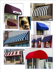 Offer awnings services