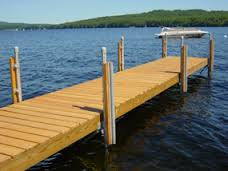 Offer repair dock services