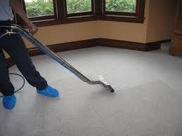 Offer carpet cleaning services