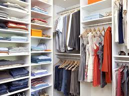 closets or rooms - organize