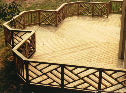 build a patio