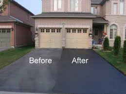 Offer driveways services