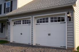 Offer garage door - install or replace services