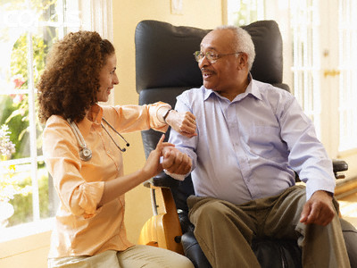 Offer hospice care services