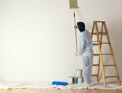 Offer commercial painting and wallcovering services