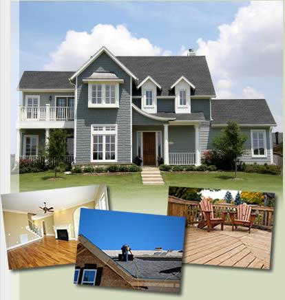 Offer custom home building services