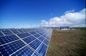 Offer home solar energy services