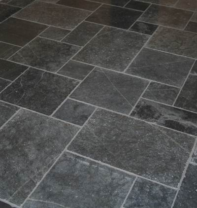 natural stone tile - repair