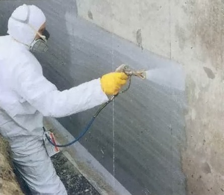 Offer waterproofing services