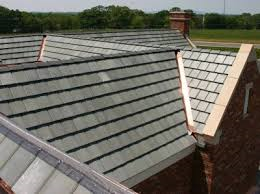 Offer concrete or clay tile roof - install or replace services