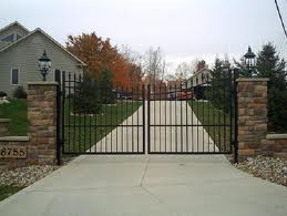 gate for driveway or security - install or repair