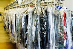 Offer dry cleaning service services
