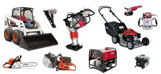 Offer equipment rental services