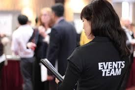 event staffer