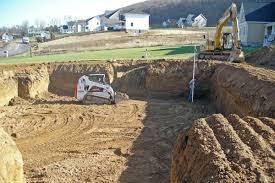 Offer excavation services