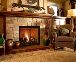Offer fireplace services
