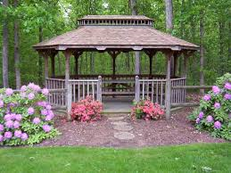Offer gazebo - build services