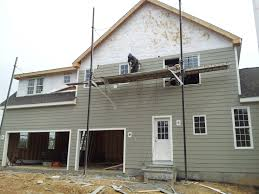 Offer hardiplank siding - install or replace services