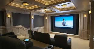 home entertainment installer