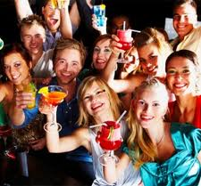 Offer party planner services