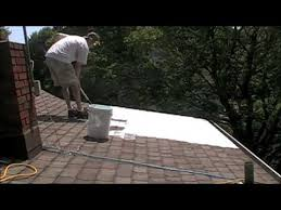 sealant for roof - apply