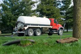 Offer septic systems, sewers and water mains services