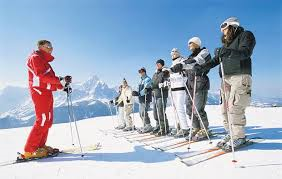 Offer skiing tutor services
