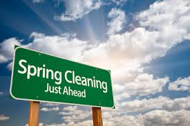 Offer spring cleaning services
