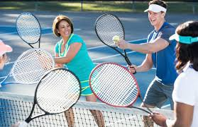 Offer Tennis Lessons services