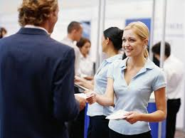 Offer trade show hosts services