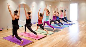 Offer Yoga Lessons services